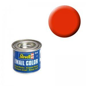 Leuchtorange (matt) - Email Color - 14ml · RE 32125 ·  Revell