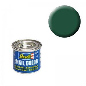 Dunkelgrün (matt) - Email Color - 14ml · RE 32139 ·  Revell