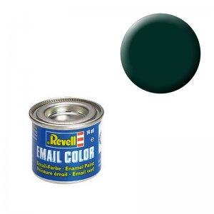 Schwarzgrün (matt) - Email Color - 14ml · RE 32140 ·  Revell