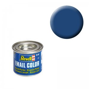 Blau (matt) - Email Color - 14ml · RE 32156 ·  Revell