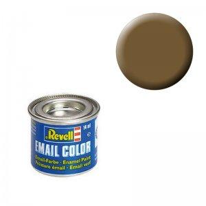 Erde dunkel (matt) - Email Color - 14ml · RE 32182 ·  Revell
