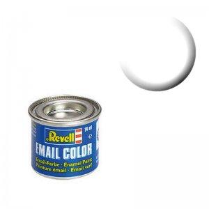Weiß (seidenmatt) - Email Color - 14ml · RE 32301 ·  Revell