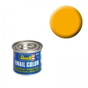 Lufthansa-Gelb (seidenmatt) - Email Color - 14ml · RE 32310 ·  Revell