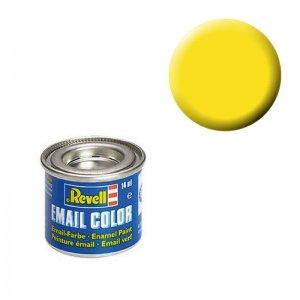 Leuchtgelb (seidenmatt) - Email Color - 14ml · RE 32312 ·  Revell