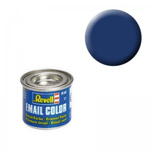 Lufthansa-Blau (seidenmatt) - Email Color - 14ml · RE 32350 ·  Revell