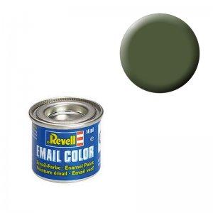 Olivgrün (seidenmatt) - Email Color - 14ml · RE 32361 ·  Revell