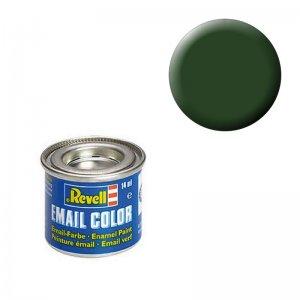 Dunkelgrün (seidenmatt) - Email Color - 14ml · RE 32363 ·  Revell