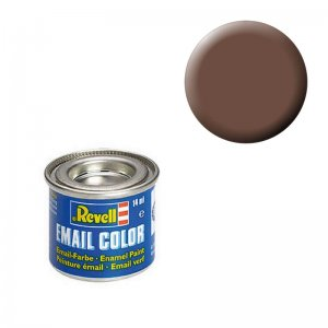 Braun (seidenmatt) - Email Color - 14ml · RE 32381 ·  Revell