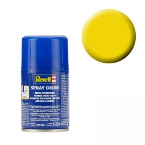 Spray gelb, glänzend · RE 34112 ·  Revell