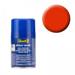 Spray leuchtorange, matt · RE 34125 ·  Revell