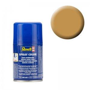 Spray ocker, matt · RE 34188 ·  Revell