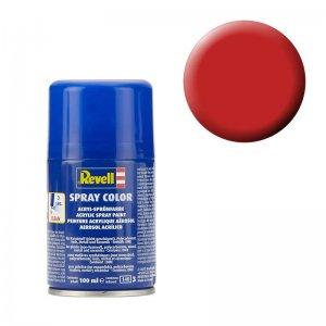 Spray feuerrot, seidenmatt · RE 34330 ·  Revell
