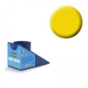 Gelb (glänzend) - Aqua Color - 18ml · RE 36112 ·  Revell