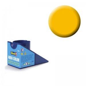 Gelb (matt) - Aqua Color - 18ml · RE 36115 ·  Revell