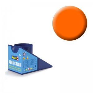 Orange (glänzend) - Aqua Color - 18ml · RE 36130 ·  Revell