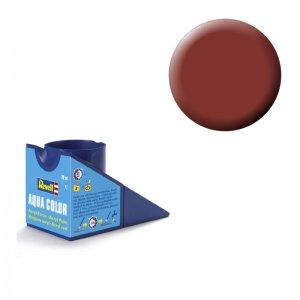 Ziegelrot (matt) - Aqua Color - 18ml · RE 36137 ·  Revell