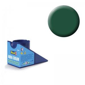 Dunkelgrün (matt) - Aqua Color - 18ml · RE 36139 ·  Revell