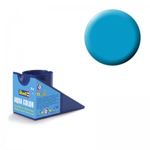 Lichtblau (glänzend) - Aqua Color - 18ml · RE 36150 ·  Revell