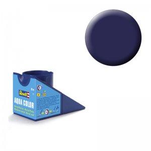 Nachtblau (glänzend) - Aqua Color - 18ml · RE 36154 ·  Revell