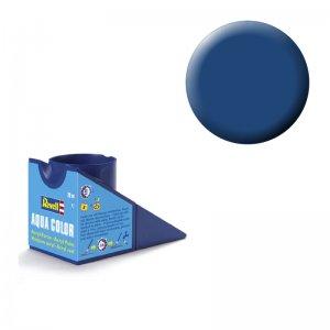 Blau (matt) - Aqua Color - 18ml · RE 36156 ·  Revell