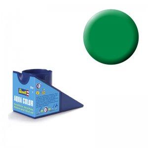 Smaragdgrün (glänzend) - Aqua Color - 18ml · RE 36161 ·  Revell