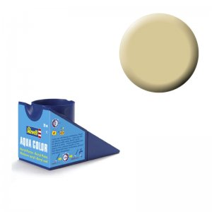 Beige (seidenmatt) - Aqua Color - 18ml · RE 36314 ·  Revell