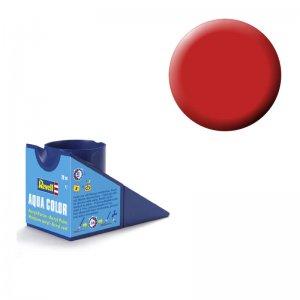 Feuerrot (seidenmatt) - Aqua Color - 18ml · RE 36330 ·  Revell