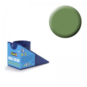 Farngrün (seidenmatt) - Aqua Color - 18ml · RE 36360 ·  Revell
