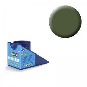 Olivgrün (seidenmatt) - Aqua Color - 18ml · RE 36361 ·  Revell