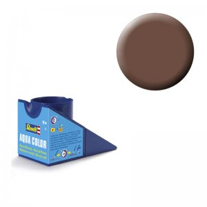 Braun (seidenmatt) - Aqua Color - 18ml · RE 36381 ·  Revell