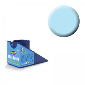 Blau (klar) - Aqua Color - 18ml · RE 36752 ·  Revell