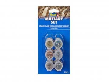 Farben-Set Militär · RE 39075 ·  Revell
