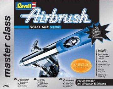 Spray Gun ´master class´  VARIO · RE 39107 ·  Revell