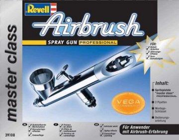 Spray Gun ´master class´  PROFESSIONAL · RE 39108 ·  Revell