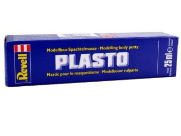 Plasto Spachtelmasse · RE 39607 ·  Revell