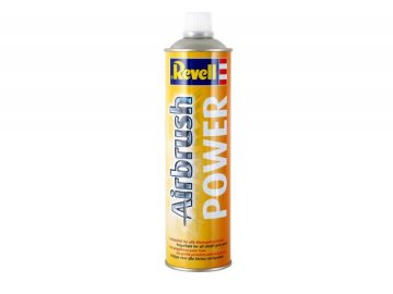 Airbrush Power (Druckgasflasche), 750ml · RE 39661 ·  Revell
