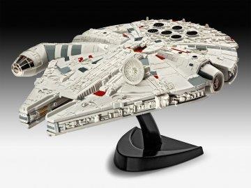 Model Set Millennium Falcon · RE 63600 ·  Revell · 1:241