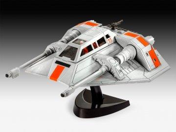 Model Set Snowspeeder  · RE 63604 ·  Revell · 1:52