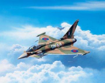Model Set 100 Years RAF:Eurofighter · RE 63900 ·  Revell · 1:72