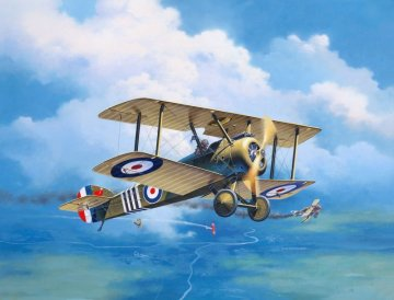 Model Set Sopwith Camels · RE 63906 ·  Revell · 1:48