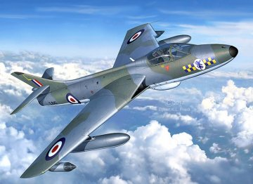 Model Set 100 Years RAF: Hawker · RE 63908 ·  Revell · 1:72