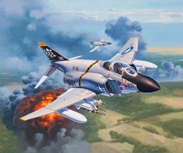 Model Set F-4J Phantom II · RE 63941 ·  Revell · 1:72