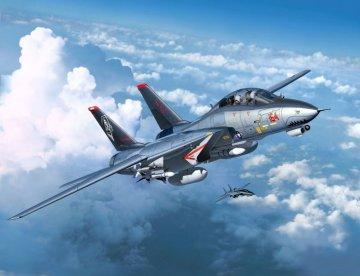 Model Set F-14D Super Tomcat · RE 63960 ·  Revell · 1:72