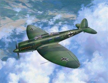 Model Set Heinkel He70 F-2 · RE 63962 ·  Revell · 1:72
