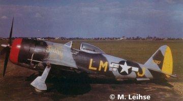 Model Set P-47M Thunderbolt · RE 63984 ·  Revell · 1:72