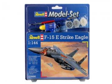 Model Set F-15E Eagle · RE 63996 ·  Revell · 1:144