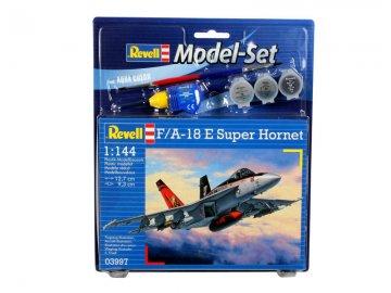 Model Set F/A-18E Super Hornet · RE 63997 ·  Revell · 1:144