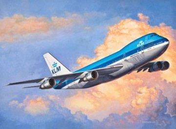 Model Set Boeing 747-200 · RE 63999 ·  Revell · 1:450