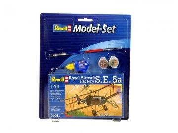 Model Set Royal Aircraft Factory · RE 64061 ·  Revell · 1:72