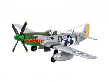Model Set P-51D Mustang · RE 64148 ·  Revell · 1:72